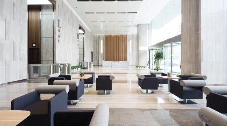 多様化する建物の変化に合わせた空間づくり
